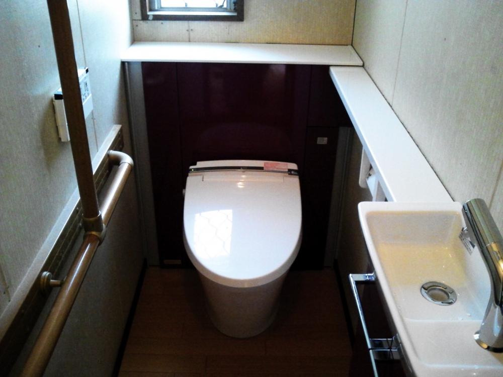 トイレのリフォーム After